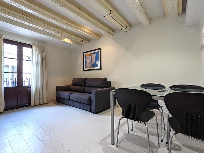 Ramblas 4 - apartment in Barcelona