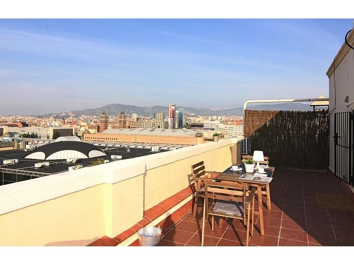 Penthouse Top Views - Barcelona apartments