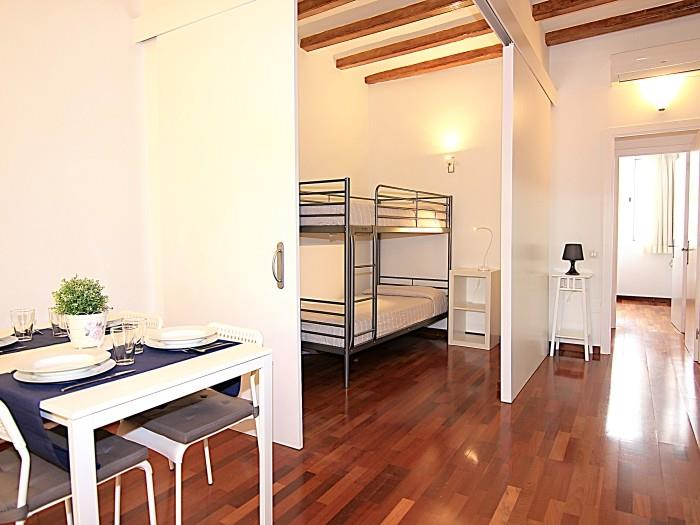 Sant Pau Gaudi - apartment in Barcelona